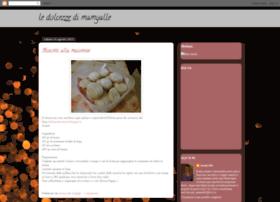 ledolcezzedimamyalle.blogspot.com