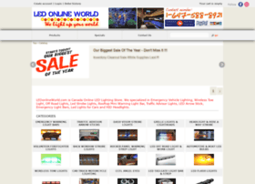 ledonlineworld.com