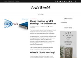 ledzworld.com