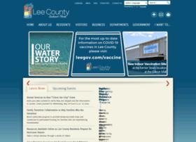 lee-county.com