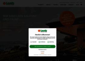 leeb-balkone.com