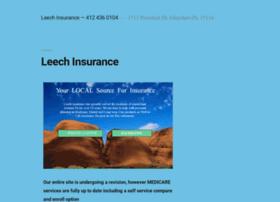 leech-insurance.com