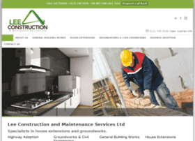 leeconstruct.co.uk