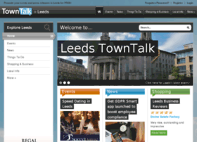 leeds.towntalk.co.uk