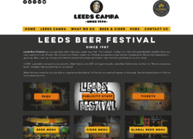 leedsbeerfestival.co.uk