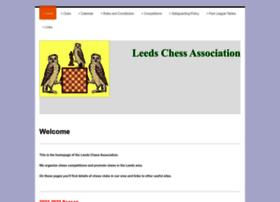 leedschess.org
