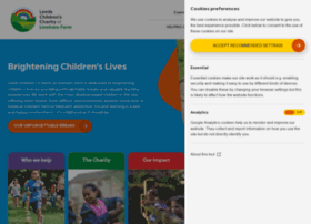 leedschildrenscharity.org.uk