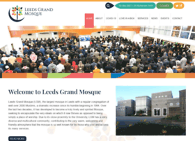 leedsgrandmosque.com