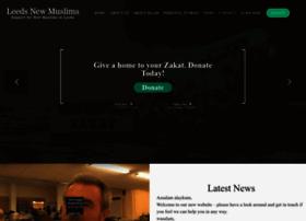 leedsnewmuslims.org.uk
