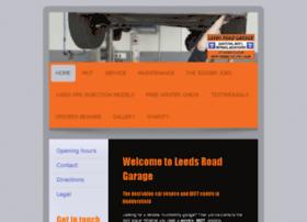 leedsroadgarage.co.uk