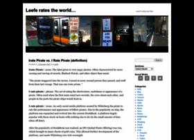 leefe.ratestheworld.com.au
