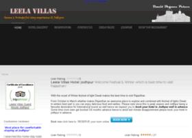 leelavillas.com