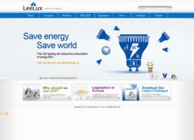 leelux.com