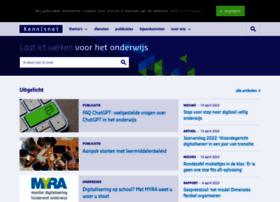 leerkracht.kennisnet.nl