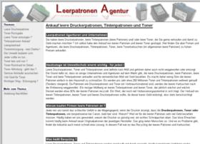 leerpatronen-agentur.de