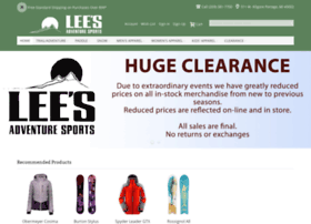 leesadventuresports.com