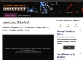 leesburgbikefest2014.com