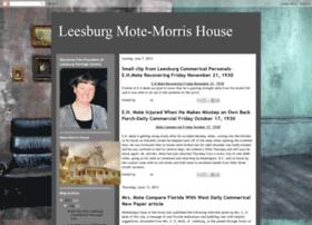 leesburgmotemorrishouse.blogspot.com