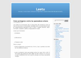 leetu.com