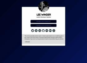 leewinder.co.uk