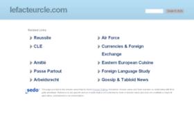 lefacteurcle.com
