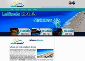 lefkada-hotels.com