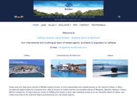 lefkas-landbroker.com