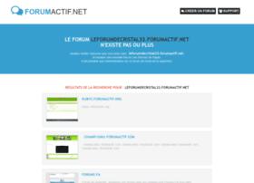 leforumdecristal33.forumactif.net