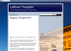 left-over-thoughts.blogspot.com