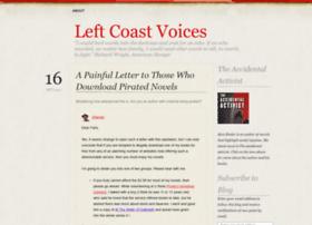 Leftcoastvoices.wordpress.com