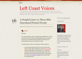 leftcoastvoices.wordpress.com