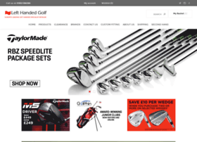 lefthandedgolf.co.uk
