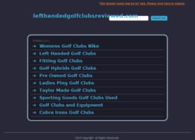 lefthandedgolfclubsreviewed.com