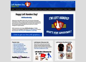lefthandersday.com
