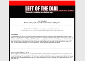 leftofthedialmag.com