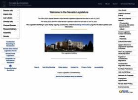 leg.state.nv.us