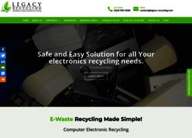 legacy-recycling.com