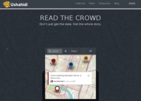 legacy.ushahidi.com