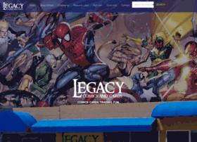 legacycomicsandcards.comicretailer.com