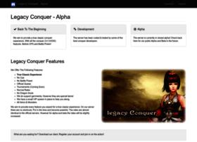 legacyconquer.com