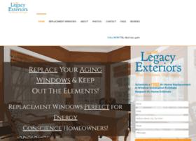legacyexteriors.com