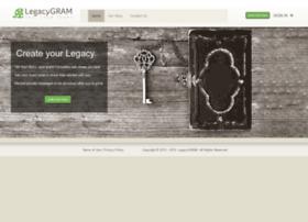 legacygram.com