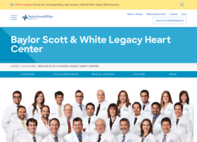 legacyheartcenter.com
