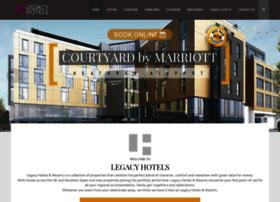 legacyhotelsandresorts.co.uk
