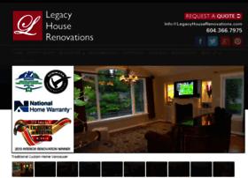 legacyhouserenovations.com
