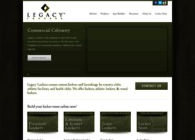 legacylockers.com