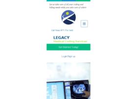 legacymedicalcodingservices.com