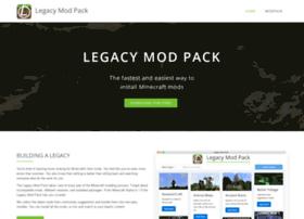 legacymodpack.com