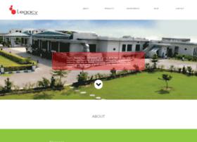 legacypharma.com.pk