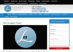 legacytravel.com